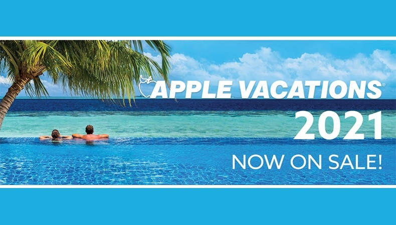 Apple Vacations' Holiday 2020 & 2021 Non-Stop Charter Schedules