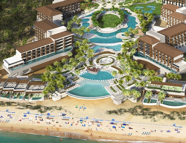 Dreams Playa Mujeres Resort & Spa