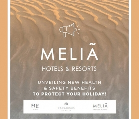 Melia Hotels & Resorts – Covid Testing Update