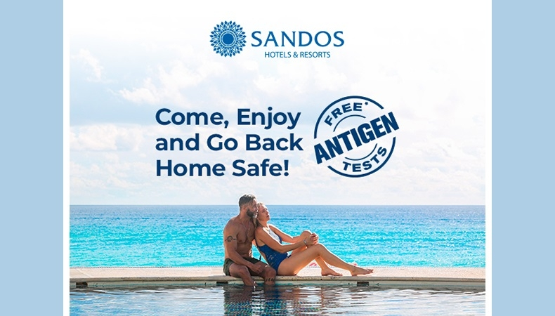 Sandos Hotels & Resorts – Covid Testing Update