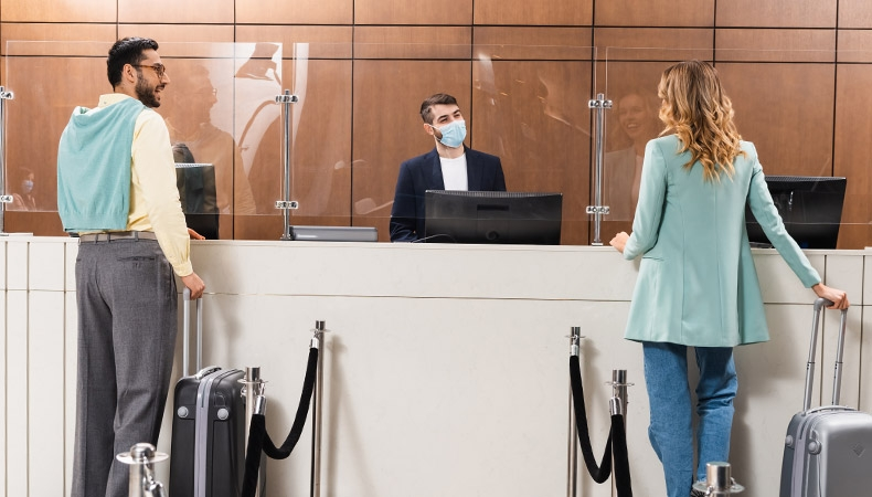 CDC US Testing Requirements & Hotel Protocols